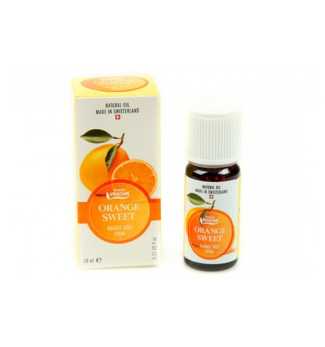 Apelsinų eterinis aliejus 10 ml